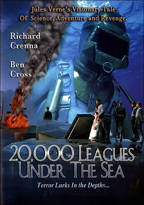 Us artwork from the TV movie 20,000 Leagues Under the Sea