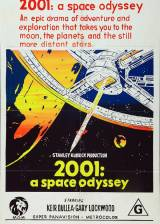 Unknown poster thumbnail from '2001: A Space Odyssey'