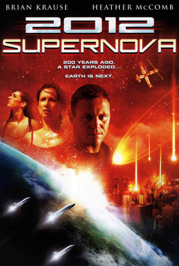 Us poster from the movie 2012: Supernova