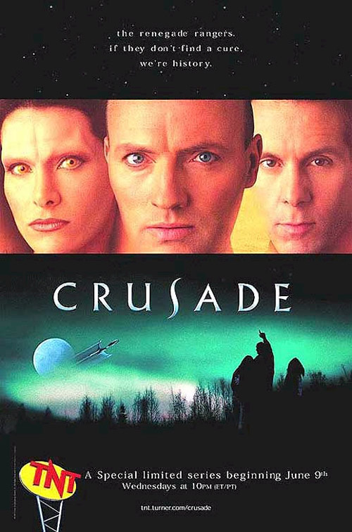 Us poster from the series Crusade