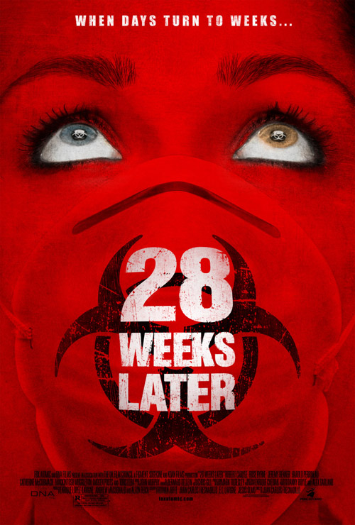Unknown poster from the movie 28 Weeks Later