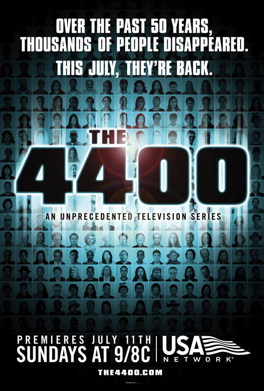 Us poster from the series The 4400
