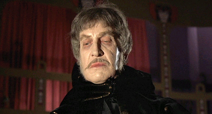 Photo de 'L'abominable Docteur Phibes' - © 1971 American International Pictures - L'abominable Docteur Phibes (The Abominable Dr. Phibes) - cliquez sur la photo pour la fermer