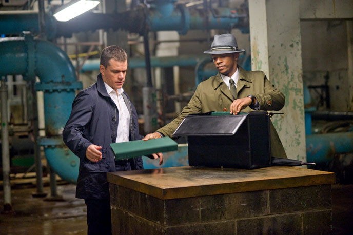 Photo de 'L'agence' - ©2011 Universal Pictures - L'agence (The Adjustment Bureau) - cliquez sur la photo pour la fermer
