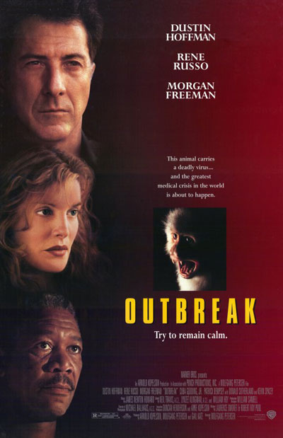 Us poster from the movie Outbreak