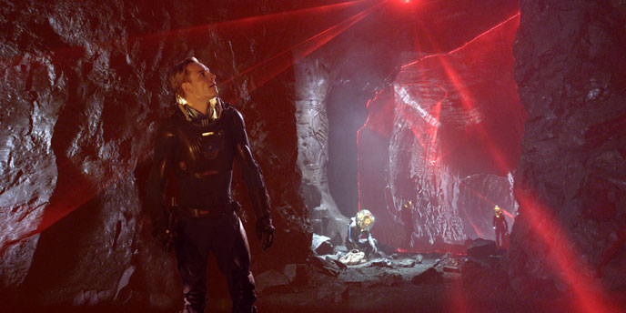 Photo de 'Prometheus' - © 2011 Twentieth Century Fox - Prometheus (Prometheus) - cliquez sur la photo pour la fermer