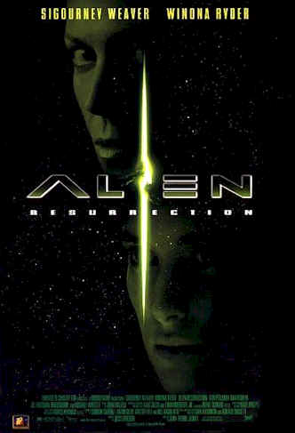 Unknown poster from the movie Alien: Resurrection