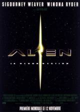 French poster thumbnail from 'Alien: Resurrection'