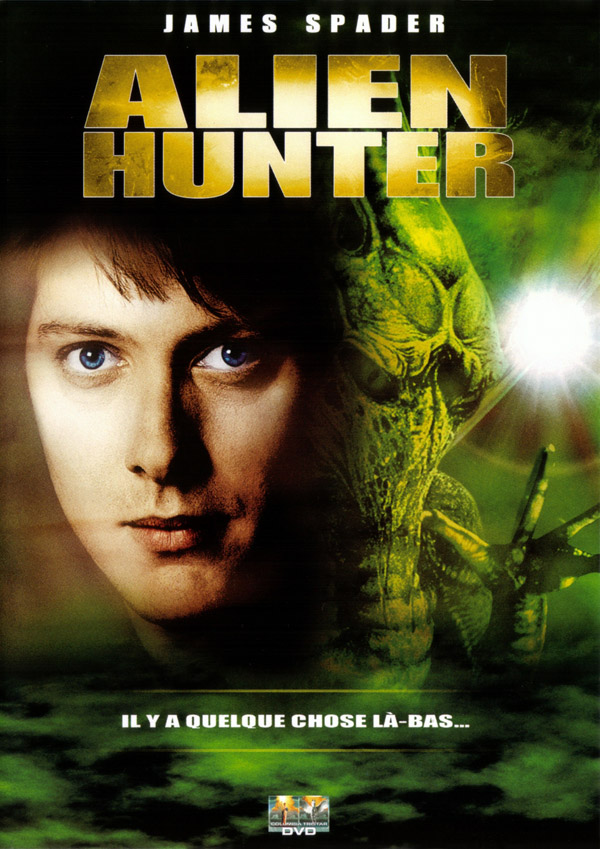 Unknown poster from the movie Alien Hunter