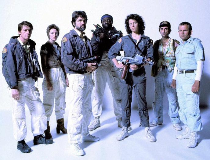 Photo de 'Alien - le 8ème passager' - ©1979 20th Century Fox - Alien - le 8ème passager (Alien) - cliquez sur la photo pour la fermer