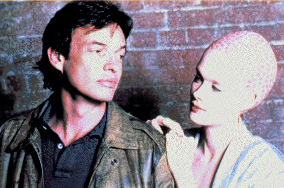 Matthew Sikes and Cathy Frankel - Alien Nation