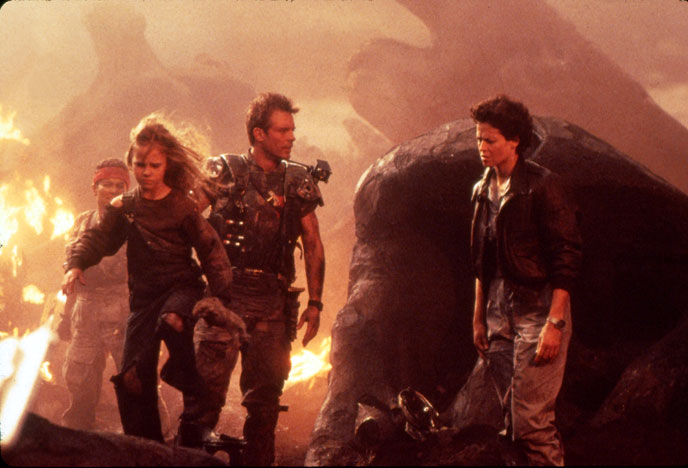 Photo de 'Aliens - Le retour' - ©1986 20th Century Fox - Aliens - Le retour (Aliens) - cliquez sur la photo pour la fermer