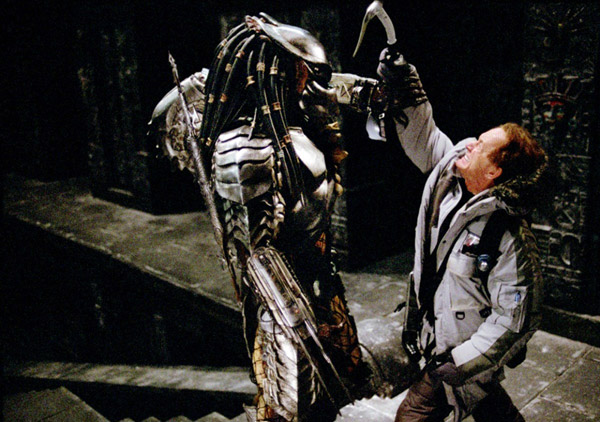 Bad day for humanity - AVP: Alien vs. Predator