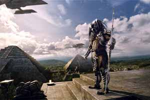 When Predators ruled... - AVP: Alien vs. Predator (AVP: Alien vs. Predator)