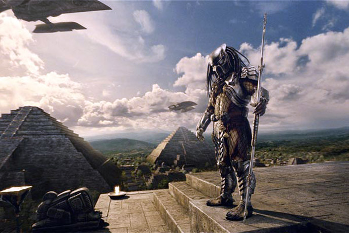 Photo de 'Alien Vs. Predator' - ©2004 20th Century Fox - Alien Vs. Predator (AVP: Alien vs. Predator) - cliquez sur la photo pour la fermer