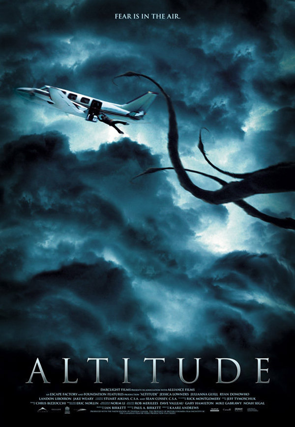 Us poster from the movie Altitude