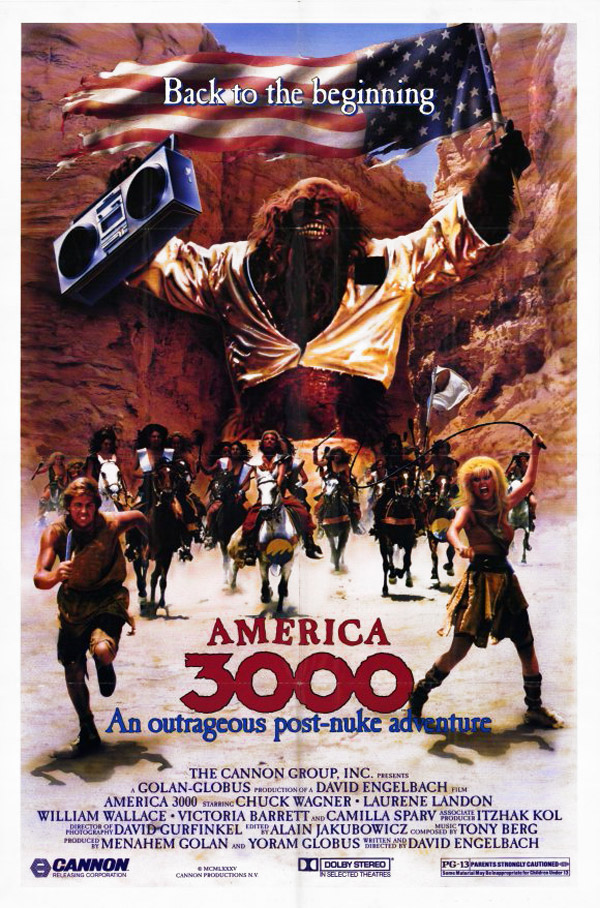 Us poster from the movie America 3000