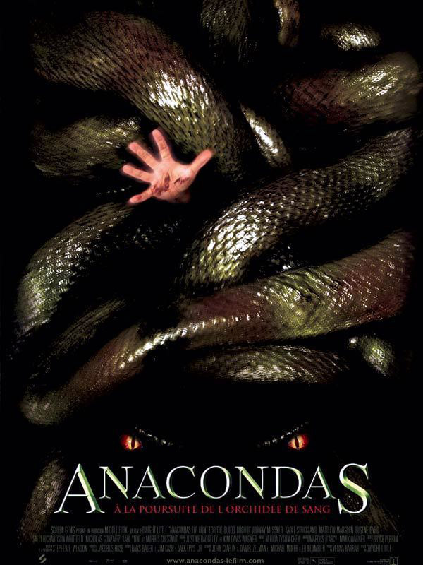 Anacondas: The Hunt for the Blood Orchid (2004) movie ...