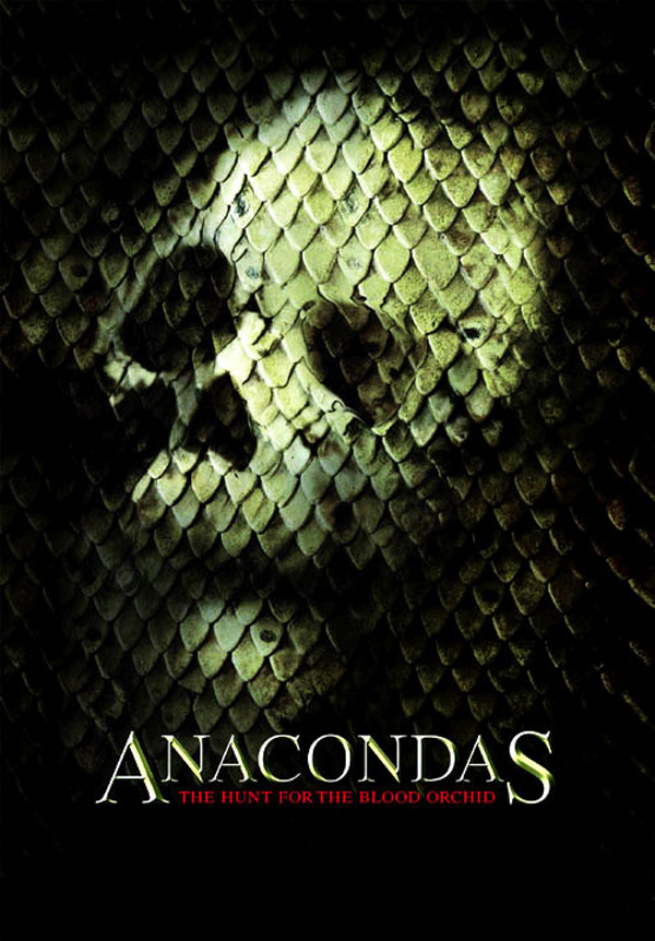 Us poster from the movie Anacondas: The Hunt for the Blood Orchid