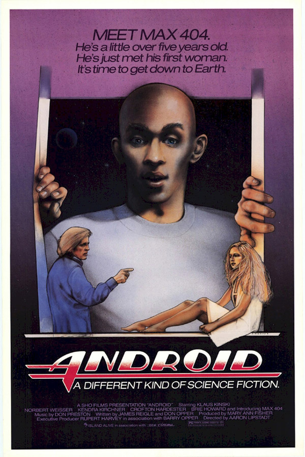 Us poster from the movie Android