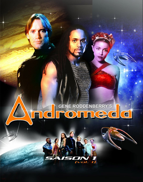 Unknown artwork from the series Andromeda
