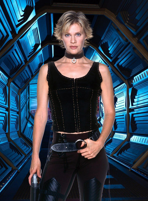 Photo de 'Andromeda' - ©2000 Tribune Entertainment - Andromeda (Andromeda) - cliquez sur la photo pour la fermer