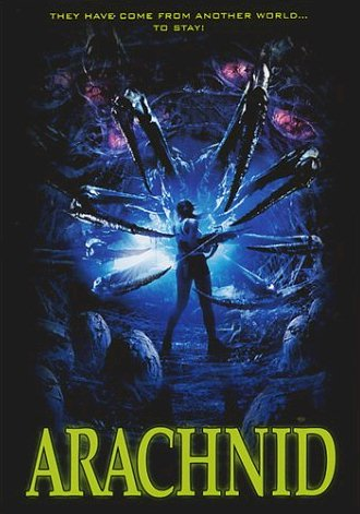 Unknown poster from the movie Arachnid