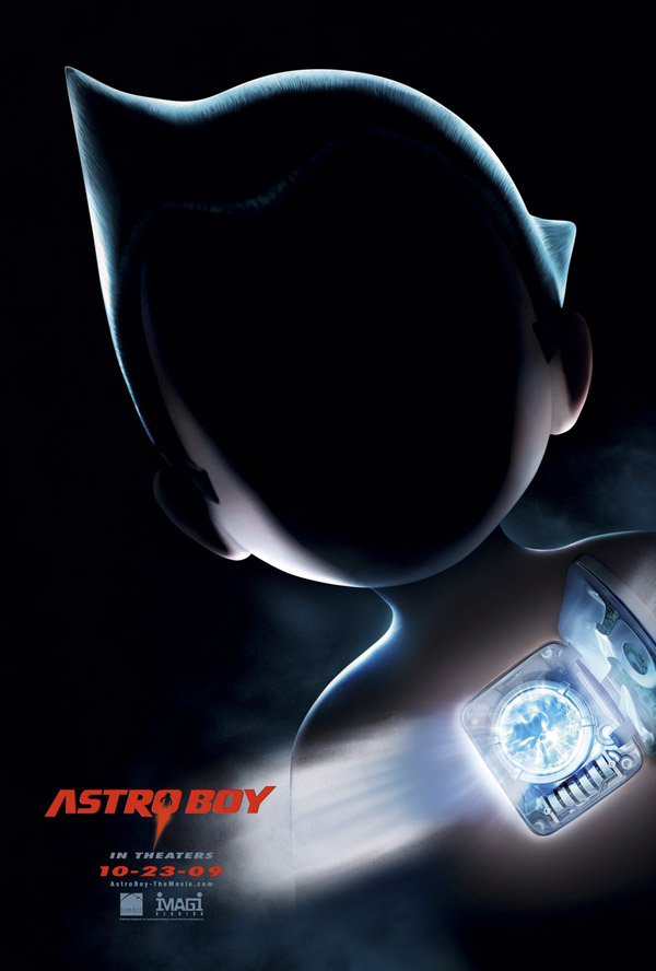 Us poster from the movie Astro Boy