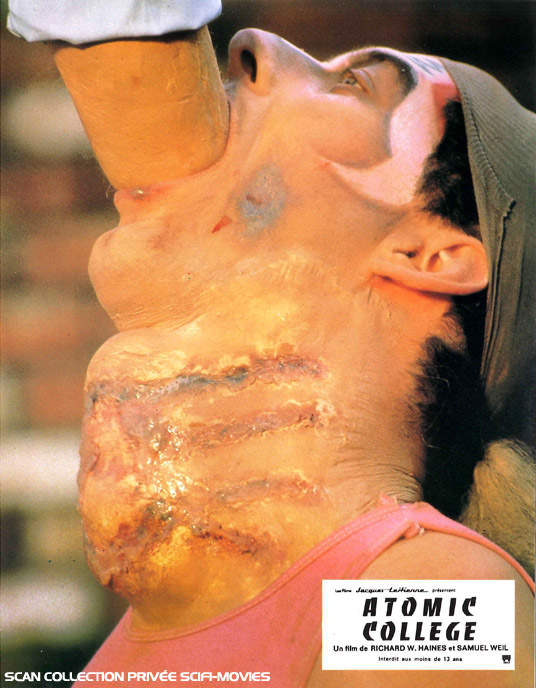 Photo de 'Atomic College' - ©1986 Troma Entertainment - Atomic College (Class of Nuke 'Em High) - cliquez sur la photo pour la fermer