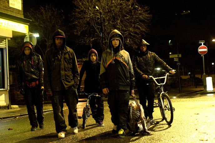 Photo de 'Attack the Block' - ©2011 Big Talk Productions - Attack the Block (Attack the Block) - cliquez sur la photo pour la fermer