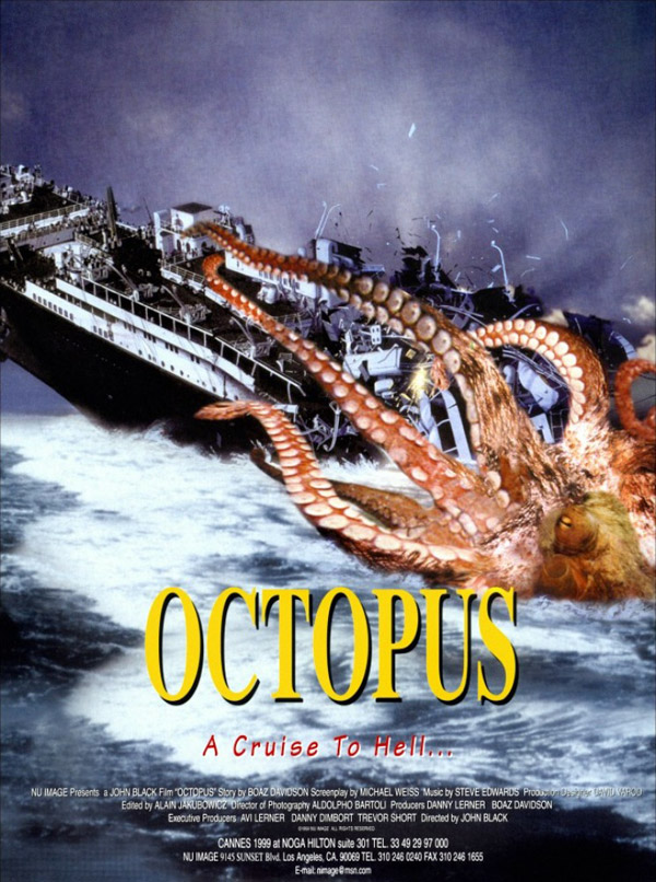 Us poster from the movie Octopus