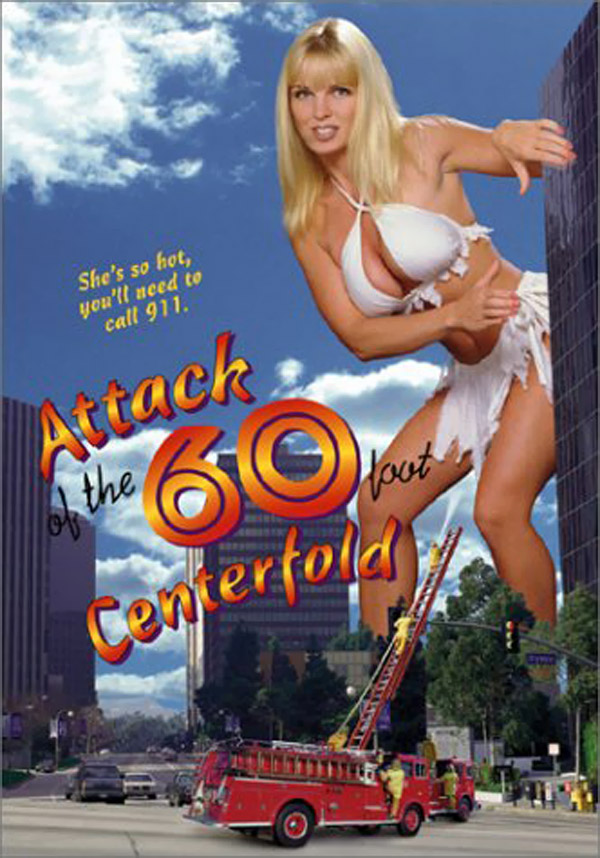 Us poster from the movie Attack of the 60 Foot Centerfolds