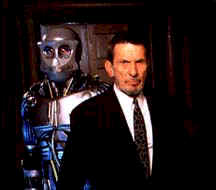 "Episode  ""I Robot""  with Leonard Nimoy - The Outer Limits"