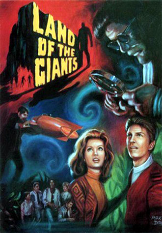 Unknown poster from the series Land of the Giants