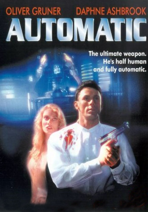 Us poster from the movie Automatic