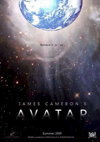 Us poster from the movie Avatar