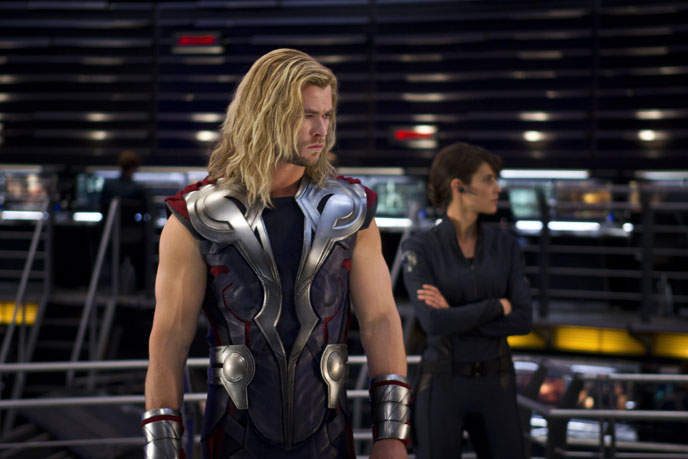 Photo de 'Avengers' - ©2011 Marvel Studios - Avengers (The Avengers) - cliquez sur la photo pour la fermer