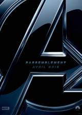 French poster thumbnail from 'The Avengers'