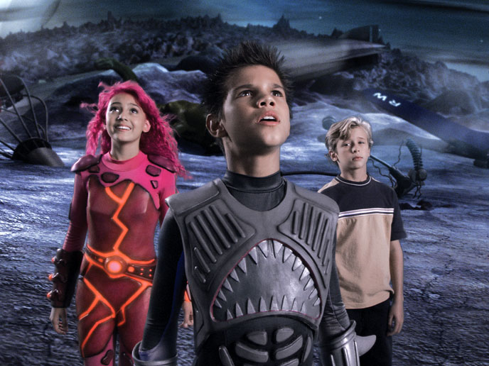 Photo de 'Les aventures de Sharkboy et Lavagirl en 3-D' - ©2005 Columbia Pictures - Les aventures de Sharkboy et Lavagirl en 3-D (The Adventures of Sharkboy and Lavagirl 3-D) - cliquez sur la photo pour la fermer