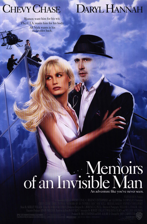 Us poster from the movie Memoirs of an Invisible Man