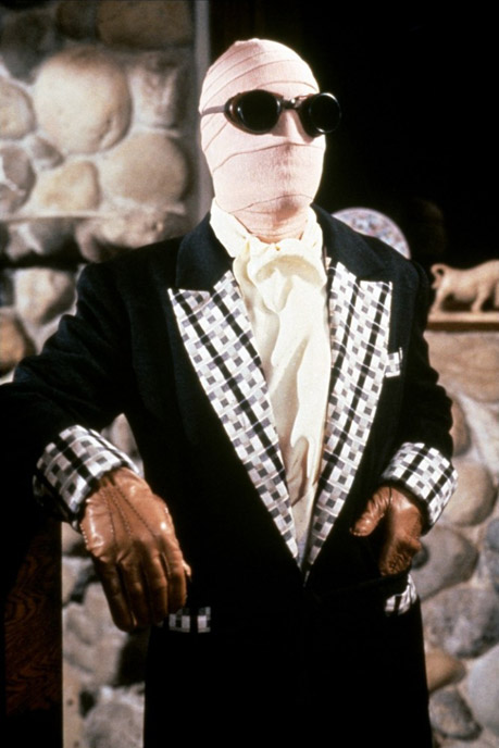 Photo de 'Les aventures d'un homme invisible' - ©1992 Warner Bros. Pictures - Les aventures d'un homme invisible (Memoirs of an Invisible Man) - cliquez sur la photo pour la fermer