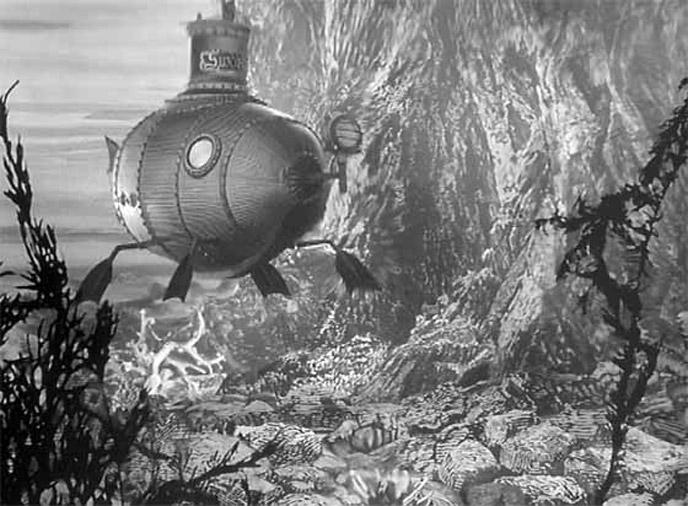 Jules Verne Filme