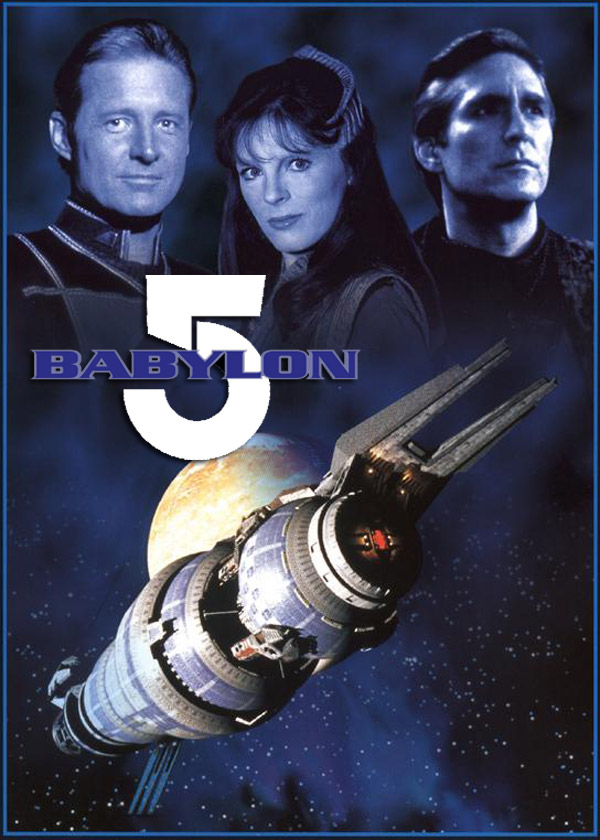 Unknown poster from the series Babylon 5