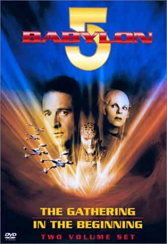 Unknown poster from the TV movie Babylon 5: In the Beginning