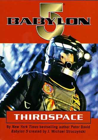 Unknown poster from the TV movie Babylon 5: Thirdspace