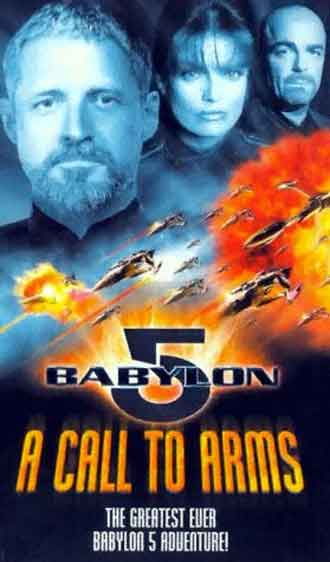 Unknown poster from the TV movie Babylon 5: A Call to Arms