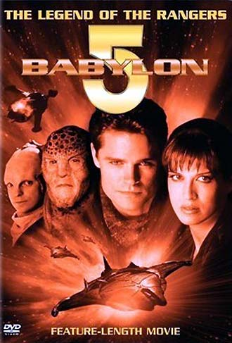Us poster from the TV movie Babylon 5: The Legend of the Rangers: To Live and Die in Starlight