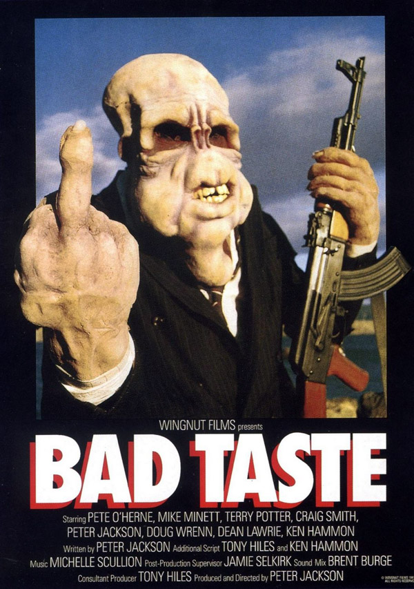 Unknown poster from the movie Bad Taste