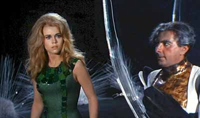 Duran-Duran leads Barbarella to the bedroom of fantasies - Barbarella