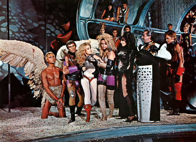 Photo de 'Barbarella' - ©1968 Dino de Laurentiis Cinematografica - Barbarella (Barbarella) - cliquez sur la photo pour la fermer